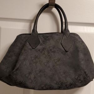 Vivienne Westwood Monogram Top handle  Bag